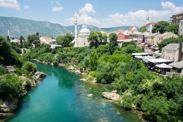 Mostar dagtrip