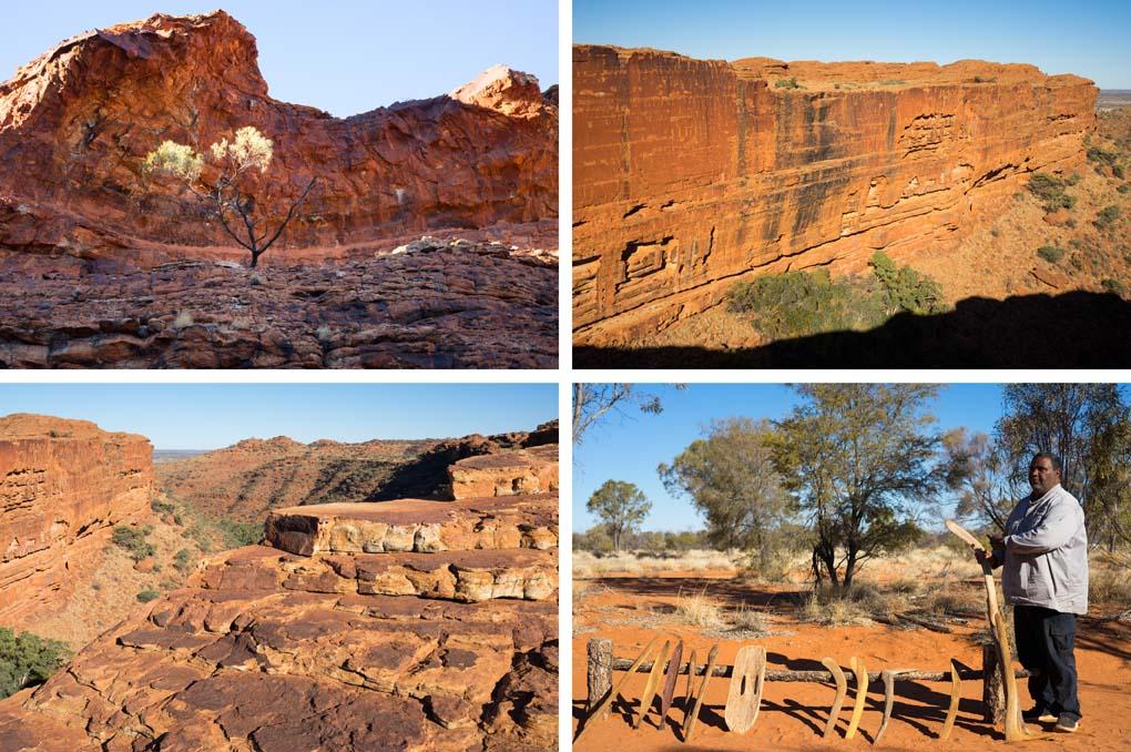 Kings Canyon Australië