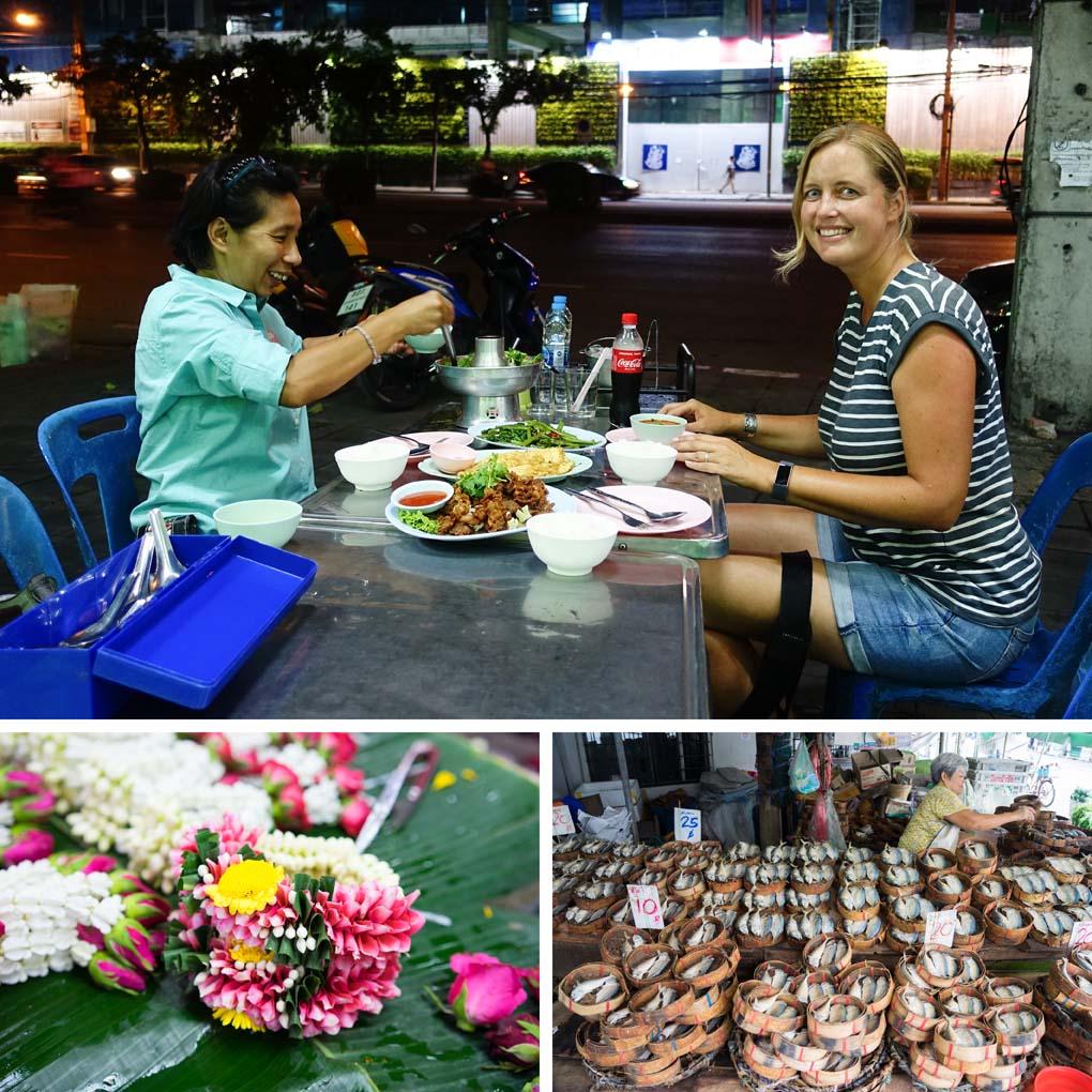 Bangkok markten