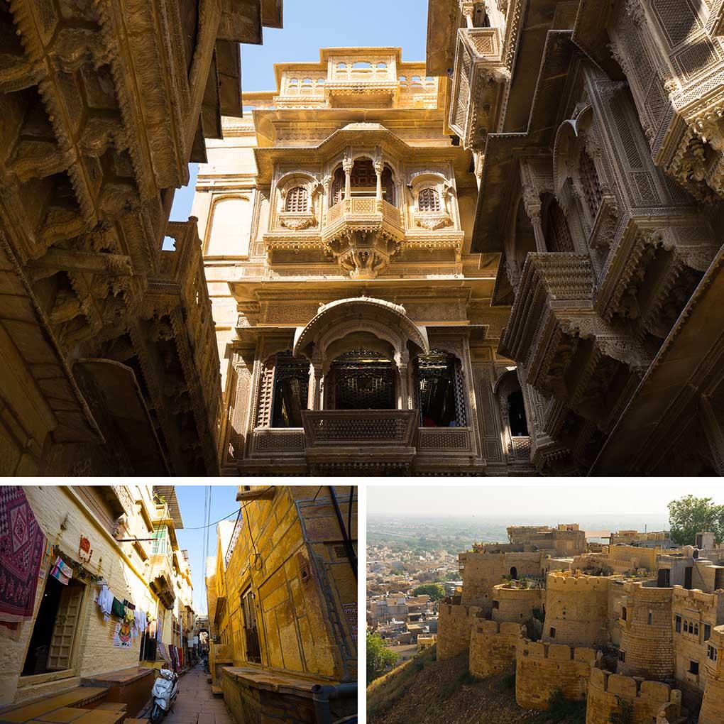 haveli's Jaisalmer