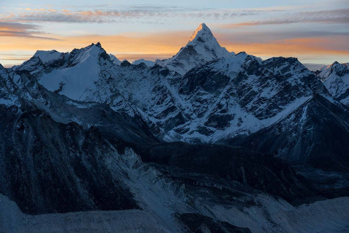Kala Patthar Mount Everest Base Camp Trek