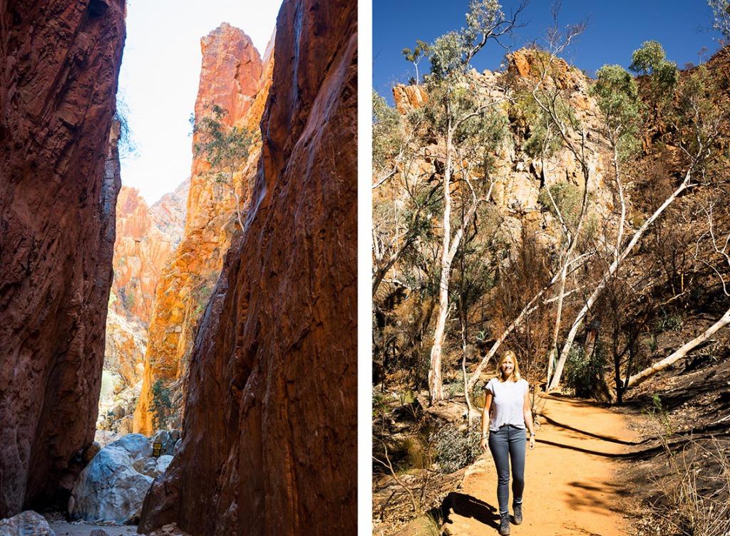 rode kloof Outback Australië