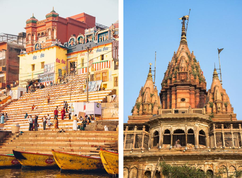 tempels Varanasi
