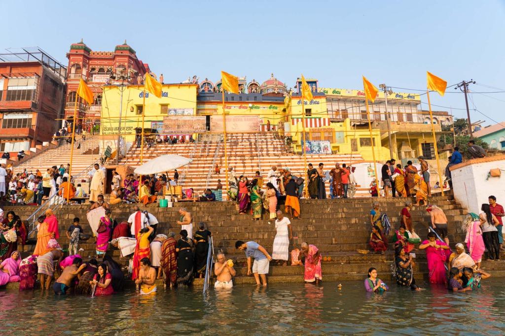 bezienswaardigheden Varanasi