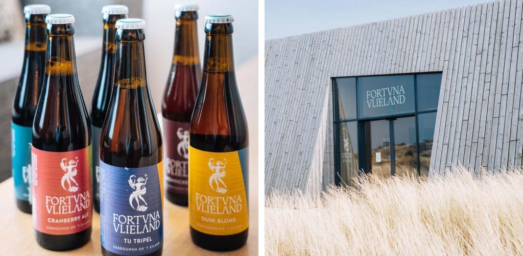 Fortuna brouwerij Vlieland