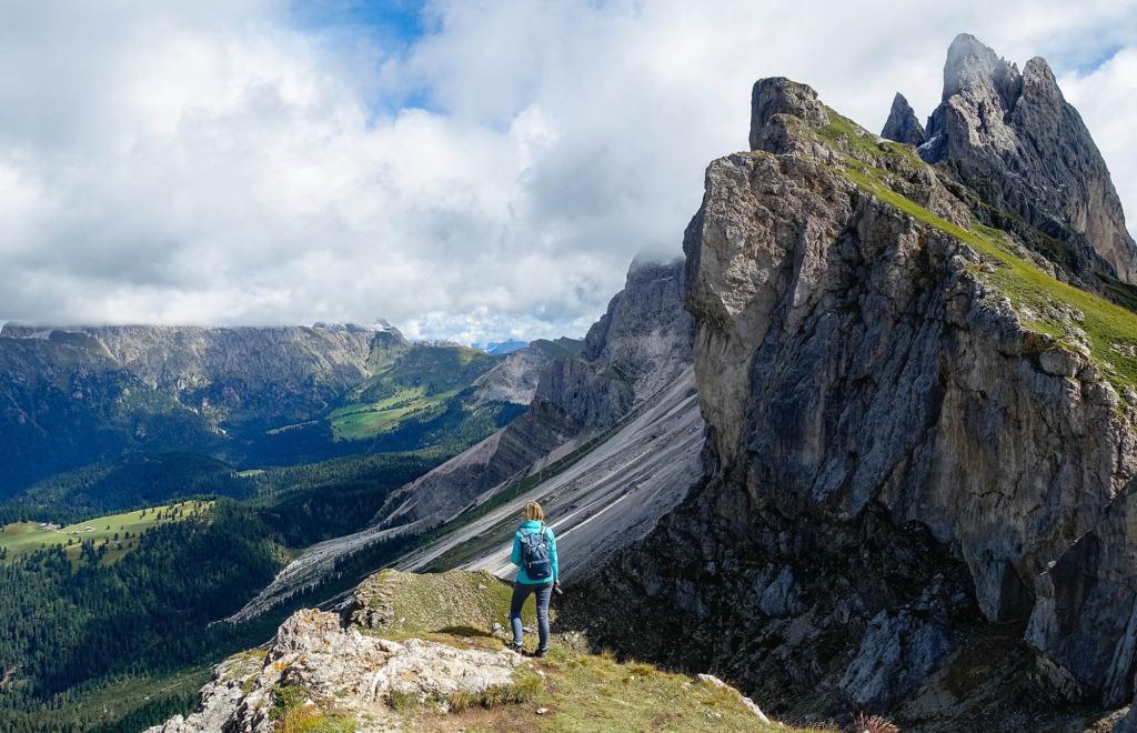 wandeling Dolomieten
