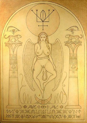 Lilith stele