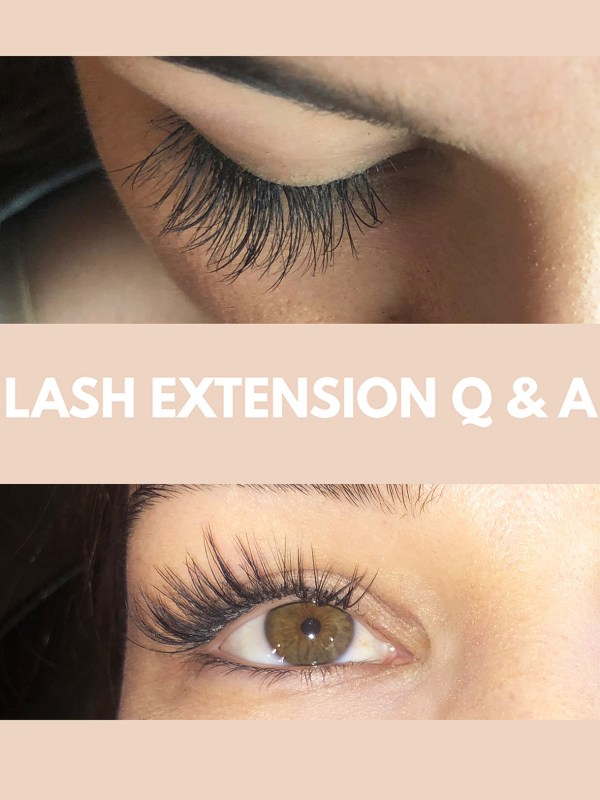 Lash Extensions Review (Q & A)