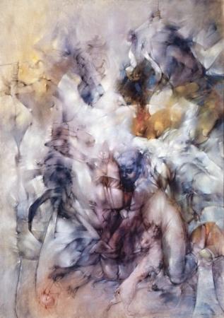 Insomnies Insomnias, Dorothea Tanning (1957)