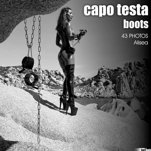 Alisea - Capo Testa Boots