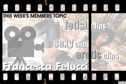 Francesca Felucci Clips