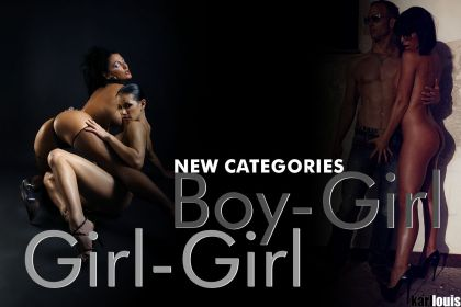 Boy-Girl and Girl-Girl Categories
