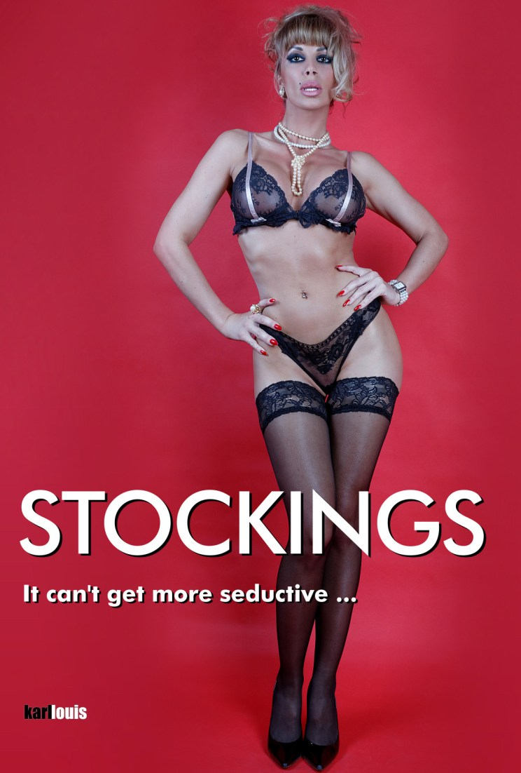 karl louis stockings_poster