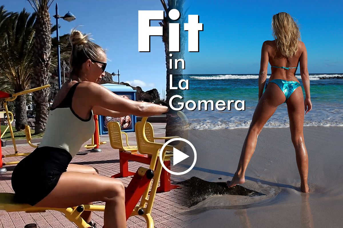 Fit in La Gomera