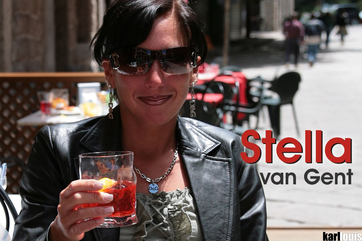 Stella van Gent