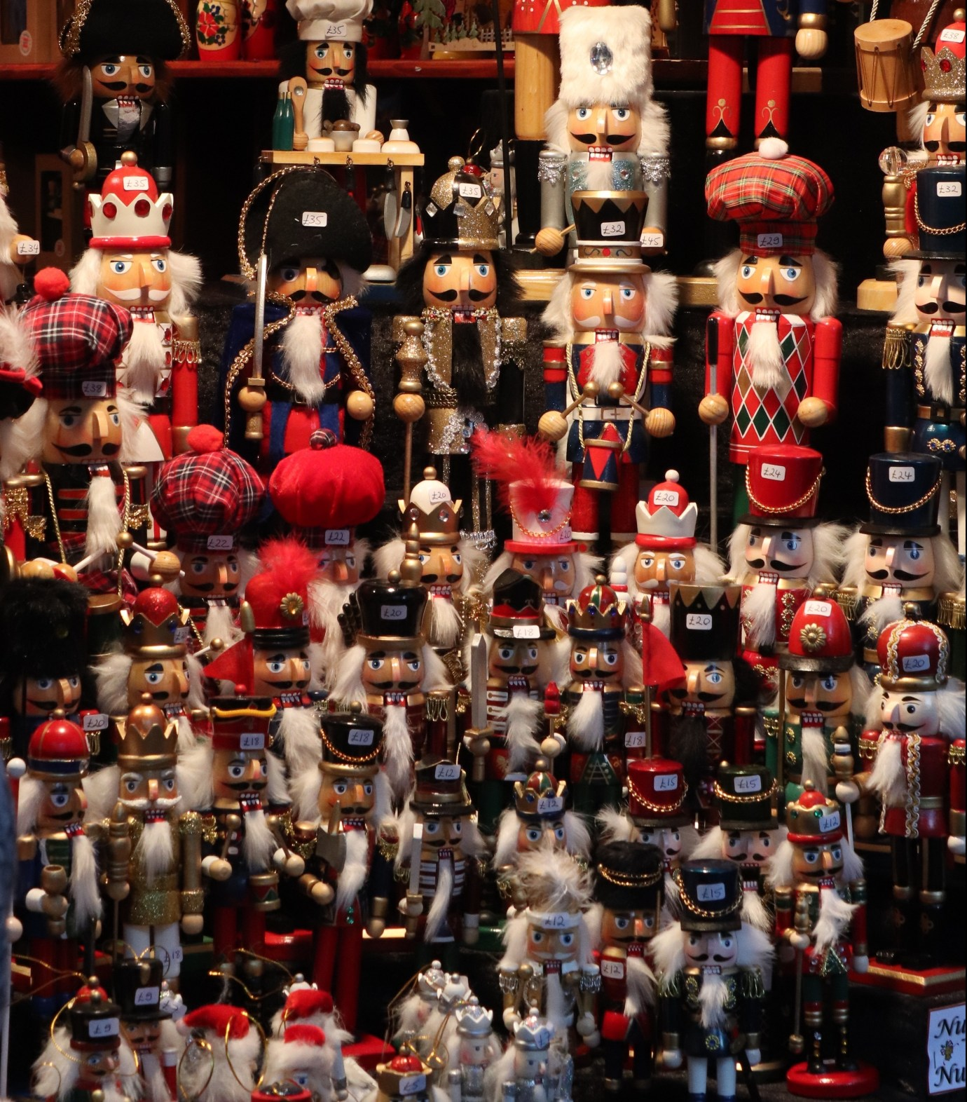 Traditional Austrian Nutcrackers - Austria Travel Tips