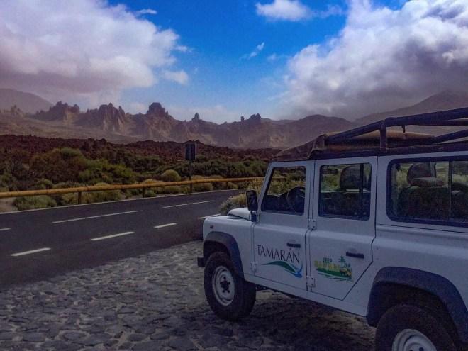 Why not take a Tenerife Island Jeep Safari?