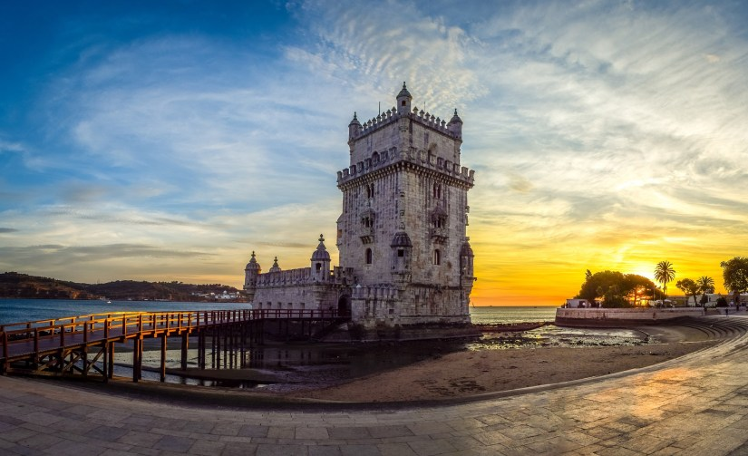 Torre de Belem, One of Lisbon's most iconic sites