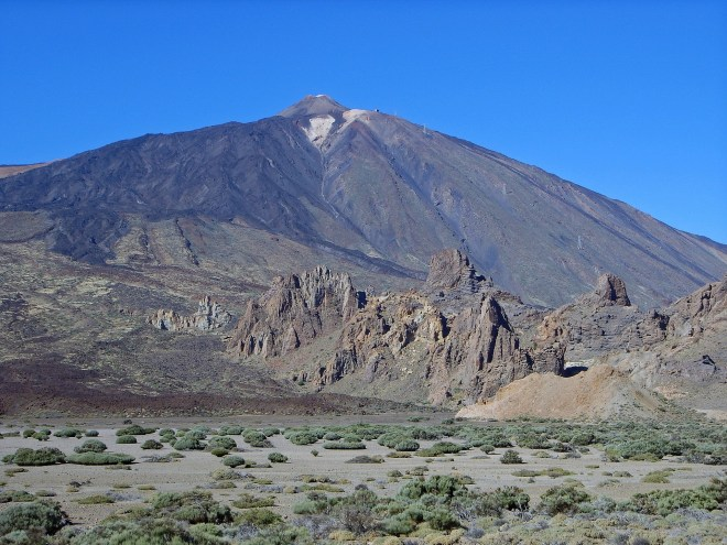 Teide National Park - one of the main reasons why you should visit Tenerife.