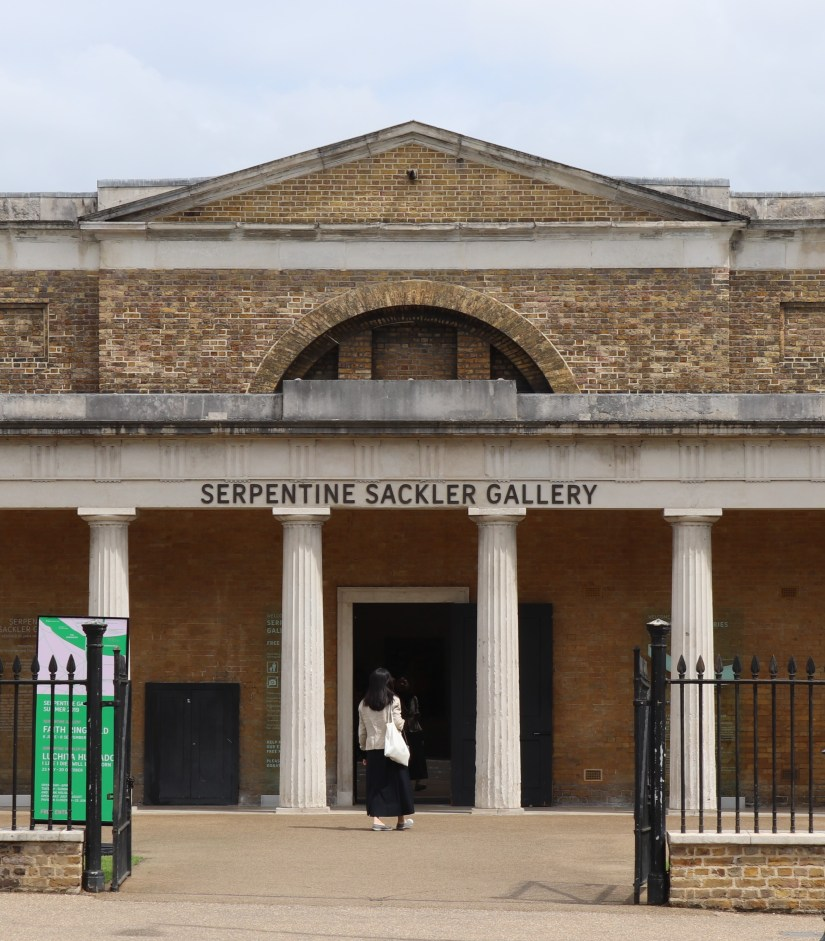 The Serpentine Sackler Gallery