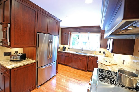 Fontenay Road Kitchen