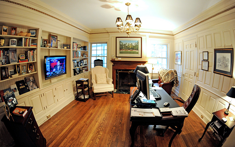home office remodel shaker heights ohio Karlovec & Company