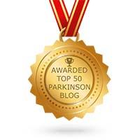 Feedspot Top 50 Parkinson's blogs
