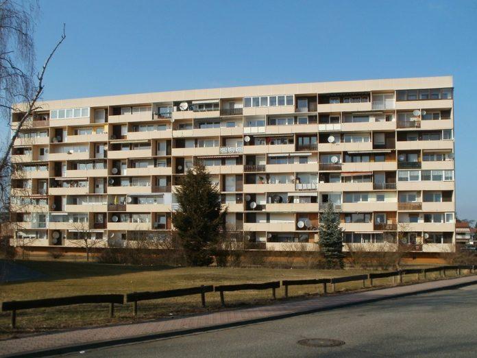 Leerstehendes Gebäude in Baden-Württemberg