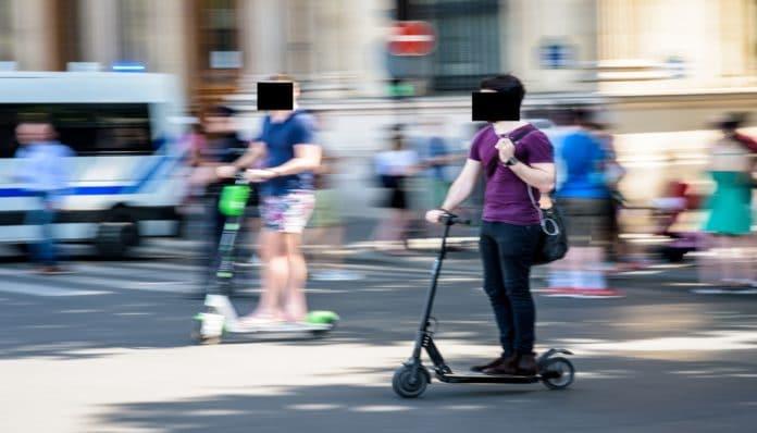 Immer mehr E-Scooter durch E-Scooter Verleihe in Deutschland unterwegs