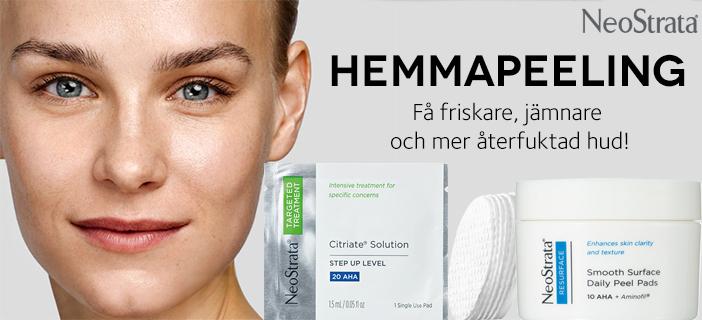 Hemmapeeling kampanj - Karlstads Kirurgiska Laserklinik