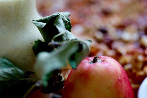 världens godaste äppelkaka