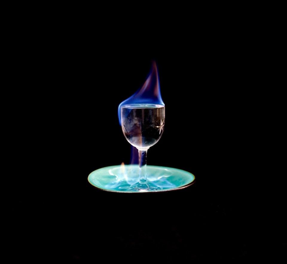 Back draft – fredagsdrinken eld