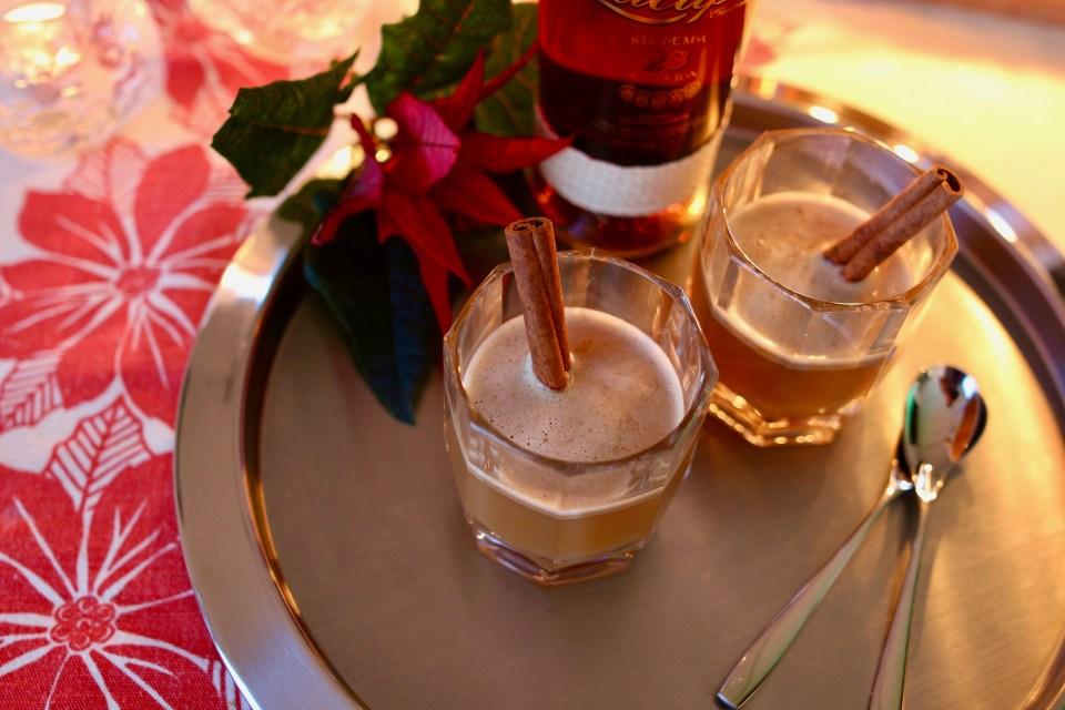 Hot buttered rum – fredagsdrinken