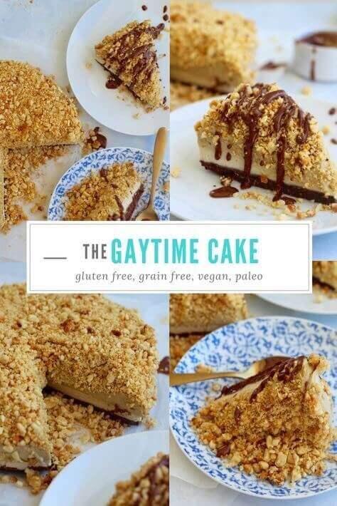 The Gaytime Cake