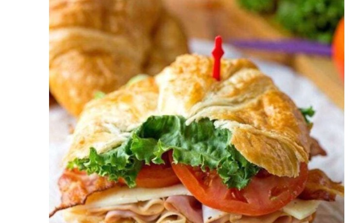 20 Best Yummy Croissant Sandwich Recipes