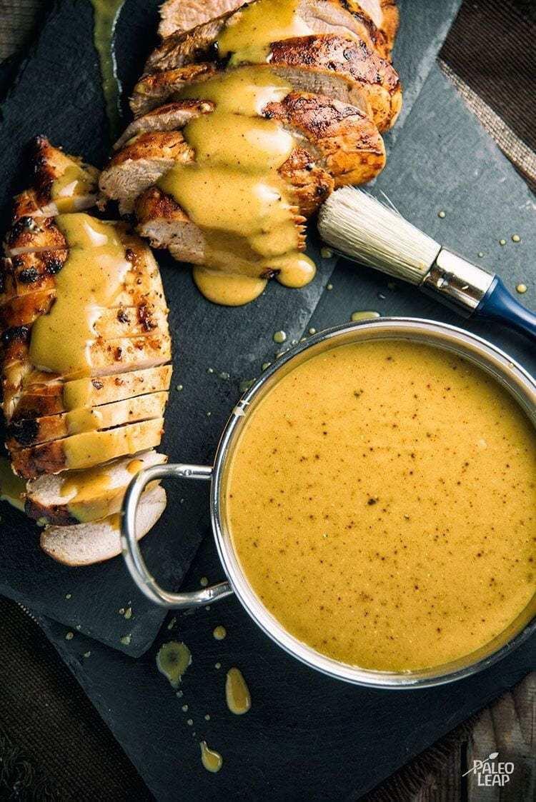 South Carolina-Style-Mustard-Barbeque-Sauce