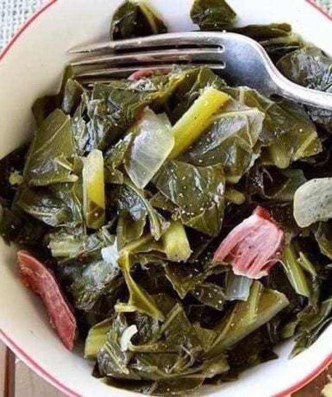 Southern Collard Greens recipes