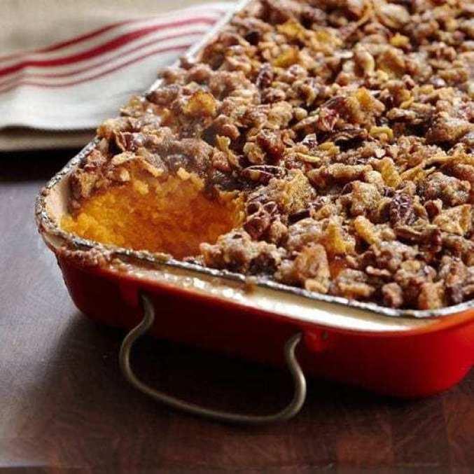 Southern Living's Sweet Potato Casserole Recipe