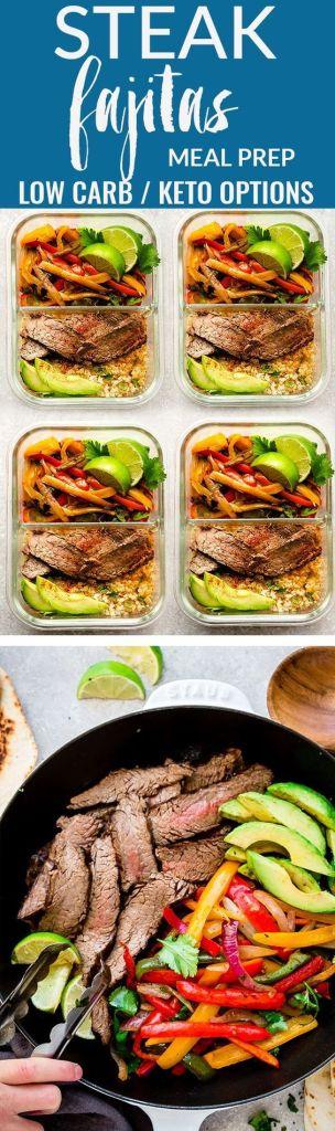 Steak Fajitas Recipes
