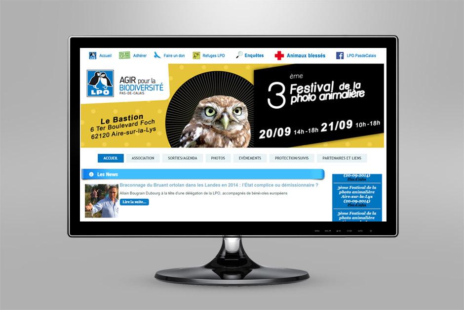 Karl Xéna - site internet - LPO Pas-de-Calais
