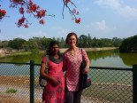 A girl from Kerala who I met in the park
