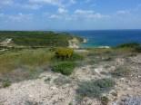 Bozcaada coast.