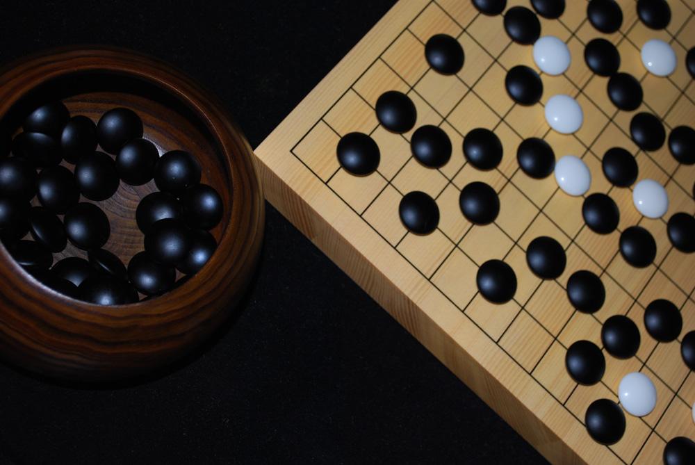 Мастер-класс «Правила игры Го»