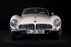 Реставрация BMW Элвиса Пресли