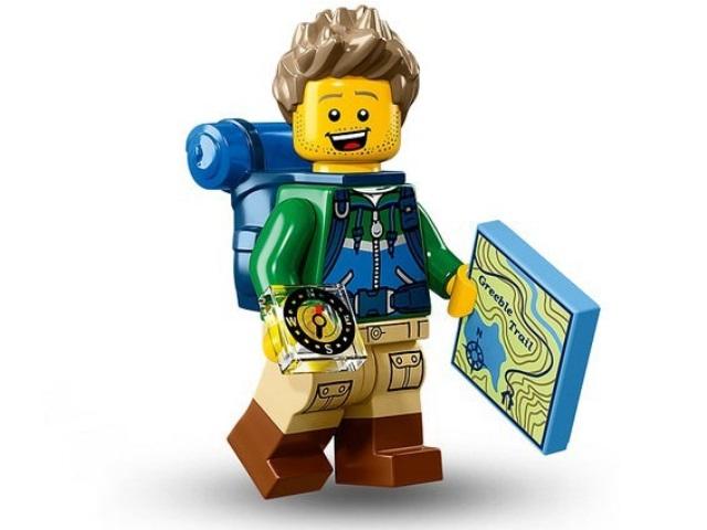16-я серия минифигурок LEGO!