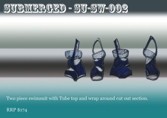 Submerged - Swimsuit 2