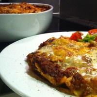 Lasagne - den bedste hjemmelavet opskrift
