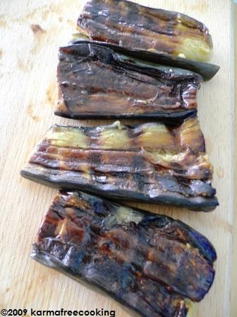 Grilled Eggplants 2