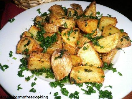 pommes de terre provencal
