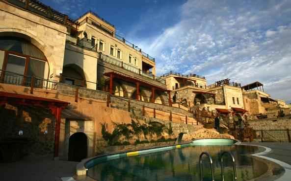 Cappadocia Cave Resort & SPA Hotel2